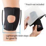 品輕薄,輕鬆保護膝關節