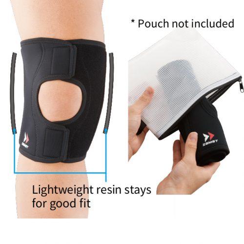 產品輕薄,輕鬆保護膝關節