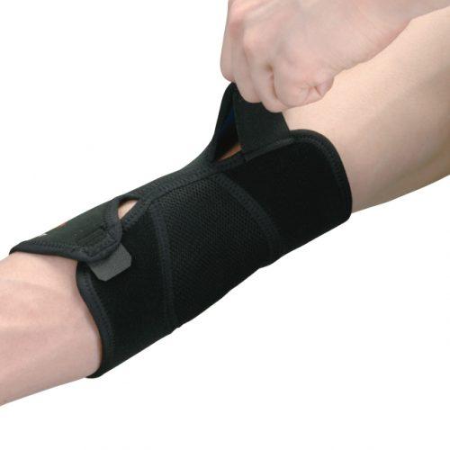 可調節的設計,適合手臂的形狀