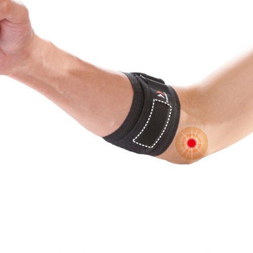 減輕傳遞到肘部的負擔
