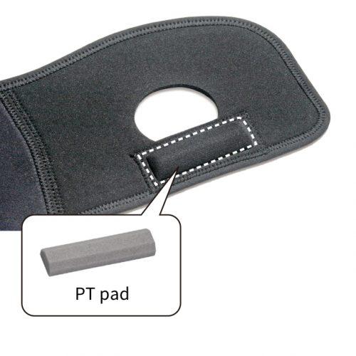 保護成長期膝蓋的PT墊和下部固定帶