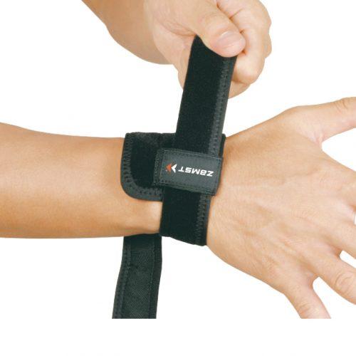 佩戴簡單的表面尼龍帶扣設計