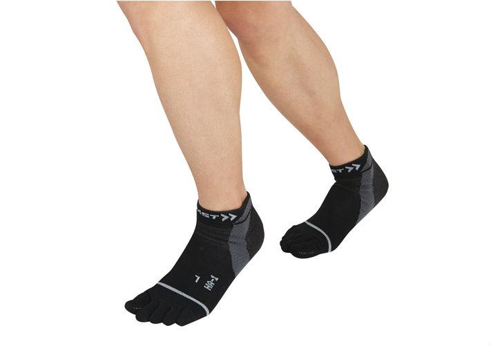 ZAMST HA-1 Mesh (Five-finger socks)