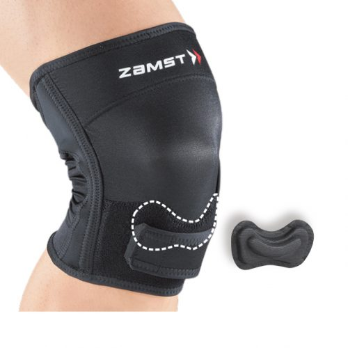 在跑步過程中減輕膝蓋(髕骨下方)的負擔