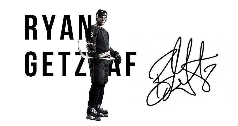 Pro Hockey Star, Ryan Getzlaf Renewed Sponsorship!