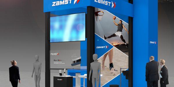 Zamst將參加2019年慕尼黑國際ISPO!