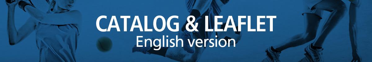 CATALOG & LEAFLET English version