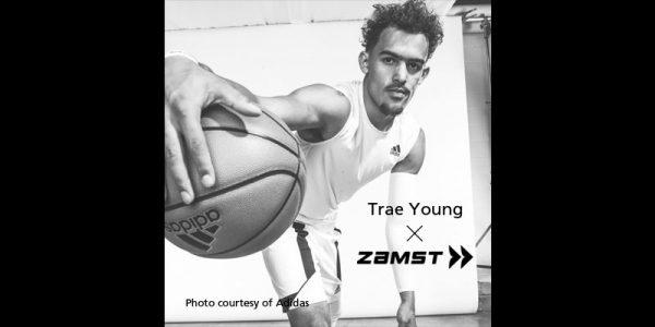 與美國職業籃球運動員特雷·楊(Trae Young)簽訂贊助合同